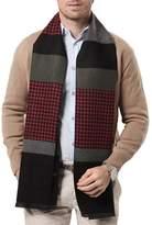 Panegy Warm Cashmere Shawl Elegant Wap for Men WinterBusiness Long Scarf