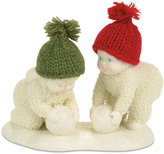 Department 56 Snowbabies Making Snowballs Collectible Figurine