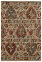 Tommy Bahama Voyage 5-Foot 3-Inch x 7-Foot 6-Inch Rug in Beige Multi