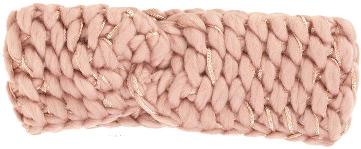 Rike Feurstein Knot Front Headband