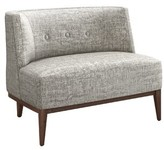 Interlude Chloe Lounge Chair Upholstery Color: Bungalow
