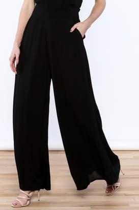 BB Dakota Bergamot Black Pant