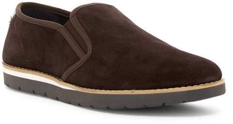 Hawke & Co Jaylen Slip-On Suede Sneaker