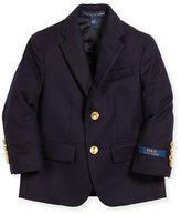 Ralph Lauren Lessona Wool Blazer, Size 5-7