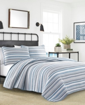 Nautica Jettison King Quilt Set Bedding