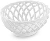 Williams-Sonoma Williams Sonoma Ceramic Woven Bread Basket