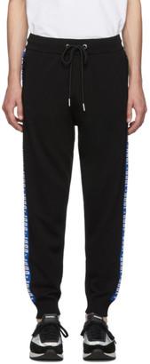 Diesel Black K-Suit-B Lounge Pants
