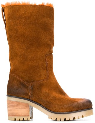 Strategia Heeled Ankle Boots
