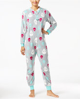 PJ Couture One-Piece Printed Jumpsuit