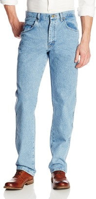 Wrangler Men's Big and Tall Rugged Wear Relaxed Fit Jean