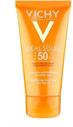 Vichy Capital Soleil Mattifying Face Fluid Dry Touch Spf50+ 50Ml