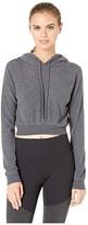Alo Getaway Hoodie (Black) Women's Sweatshirt