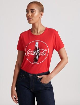 Lucky Brand Coca-Cola Tee
