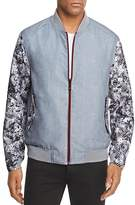 Robert Graham Nimble Reversible Bomber Jacket