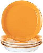 Rachael Ray Round & Square Set of 4 Salad Plates