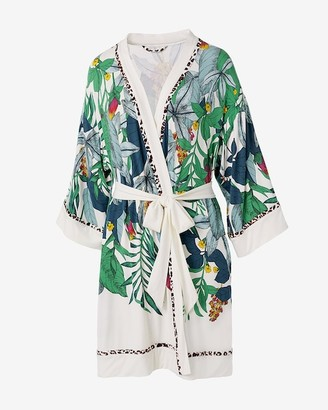 Soma Intimates Short Piped Robe