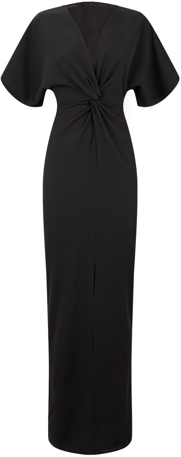 Thumbnail for your product : New Look Twist Front Maxi Dress