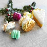 Sur La Table Dessert Ornaments, Set of 6