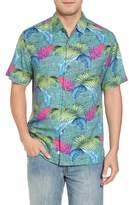 Tommy Bahama Boca Bouquet Silk Camp Shirt