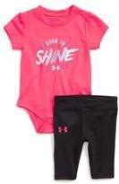 Under Armour Infant Girl's Born To Shine Bodysuit & Leggings Set