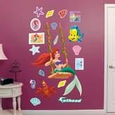 Disney Disney's The Little Mermaid Swinging Ariel Wall Decal by Fathead