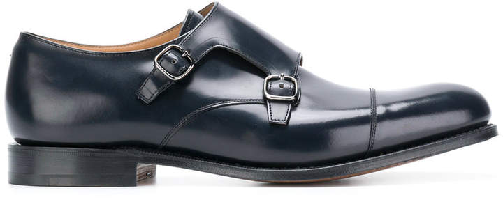Church's Detroit monk shoes