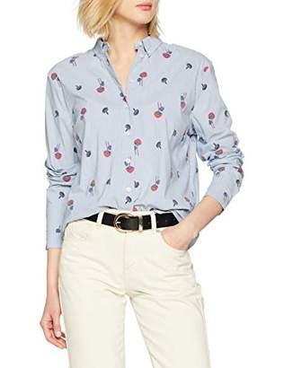 Libertine-Libertine Women's Bando Formal Shirt,Medium