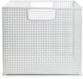Design Ideas White Edison Milk Crate