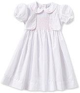 Feltman Brothers Little Girls 2T-4T Mock Vest Dress