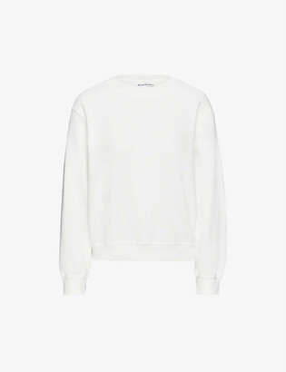 Acne Studios Oversized organic cotton sweatshirt