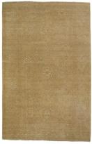 Ralph Lauren Harper Tonal Gold Wool Rug