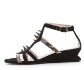 House Of Harlow Celiney Wedge Sandals