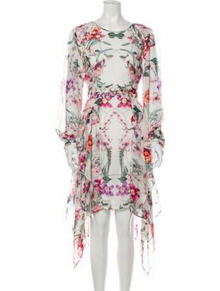 Thurley Silk Midi Length Dress