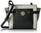 Anne Klein Clean Scene Winged Cross Body