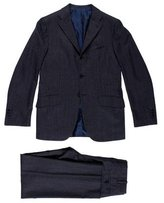 Kiton Wool & Cashmere Two-Piece Suit
