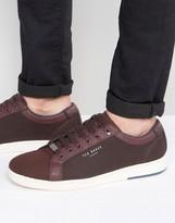 Ted Baker Ternur Print Sneakers