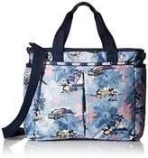Le Sport Sac Women's X Disney Ryan Baby Diaper Bag Carry on