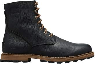 Sorel Madson Waterproof Leather Moc-Toe Boots