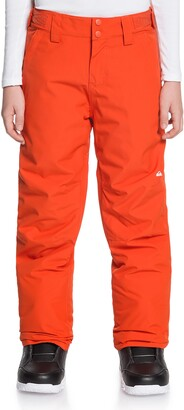 Quiksilver Kids' Estate Waterproof Snow Pants