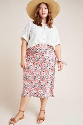 Hutch Isla Bias Midi Skirt