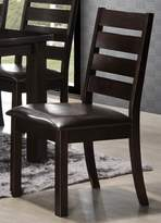 Simmons Dining Chair in Brown - Set of 2