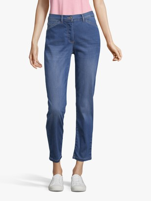 Betty Barclay Slim Fit Jeans, Blue Denim