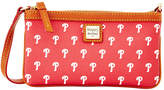 Dooney & Bourke Philadelphia Phillies Large Wristlet
