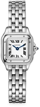 Cartier Panthere de Stainless Steel Bracelet Watch