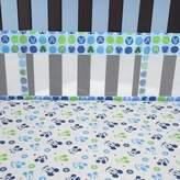 Disney Baby Best Friends Secure-Me Crib Liner