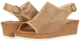 Paul Green Cleo Sandal (Dakar Suede) Women's Shoes