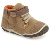 Stride Rite Infant Boy's 'Garrett' High Top Bootie Sneaker