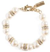 St. John Women's Swarovski Imitation Pearl & Crystal Bracelet