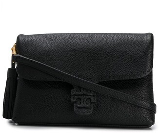 Tory Burch McGraw flap crossbody bag