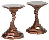 Michael Aram Rock Side Tables